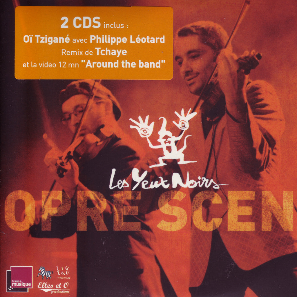 Image of Les Yeux Noirs, Opre Scena, 2 CDs