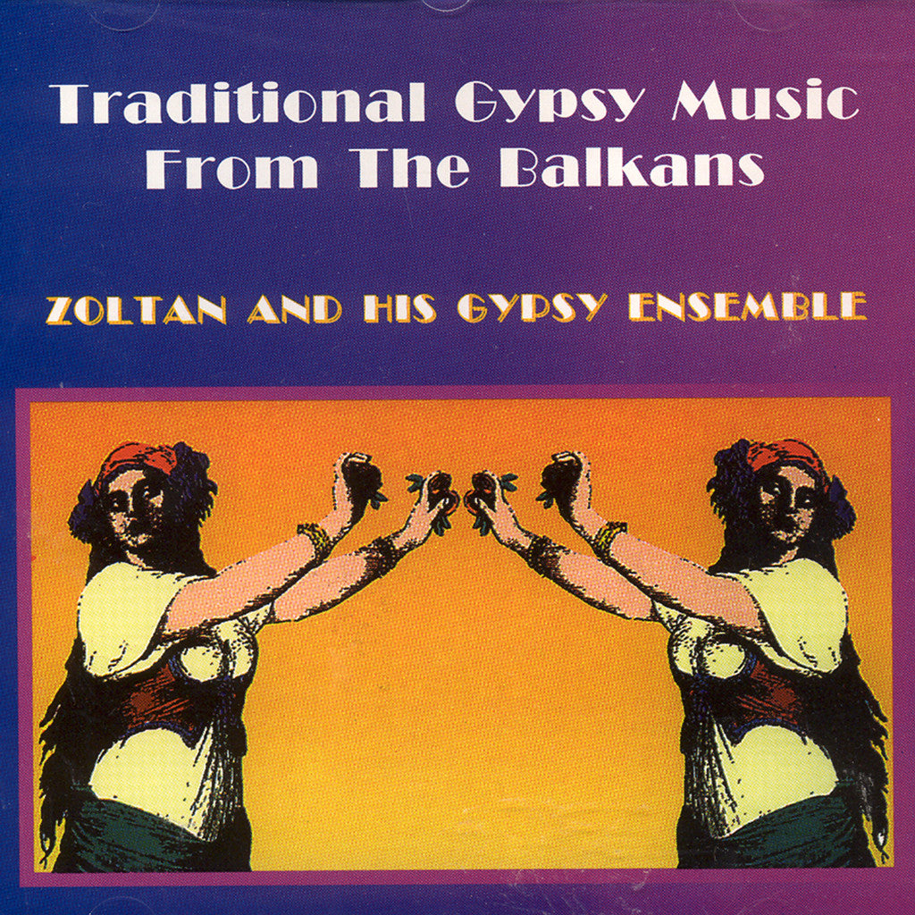 Image of Zoltan y su Grupo, Traditional Gipsy Music, CD