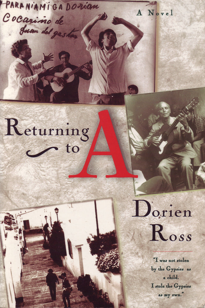 Image of Dorien Ross, Returning to A, Book