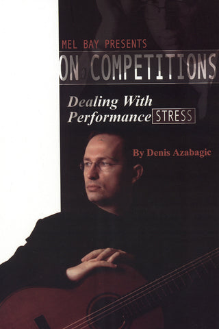 Image of Denis Azabagic, On Competitions, Book