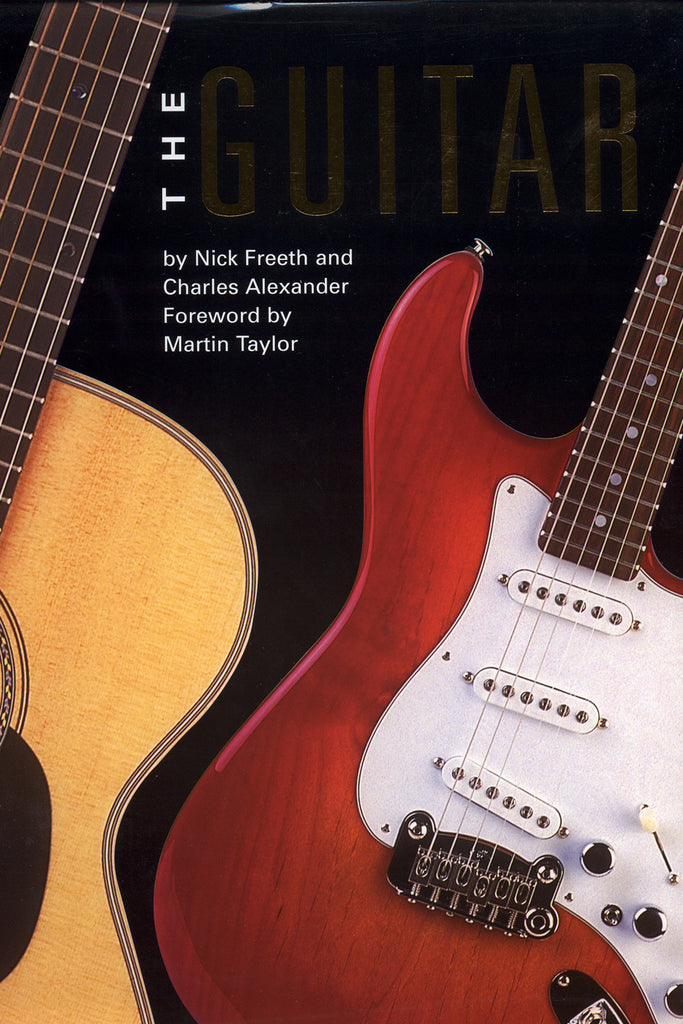 Image of Nick Freeth & Charles Alexander, The Guitar, Hardback