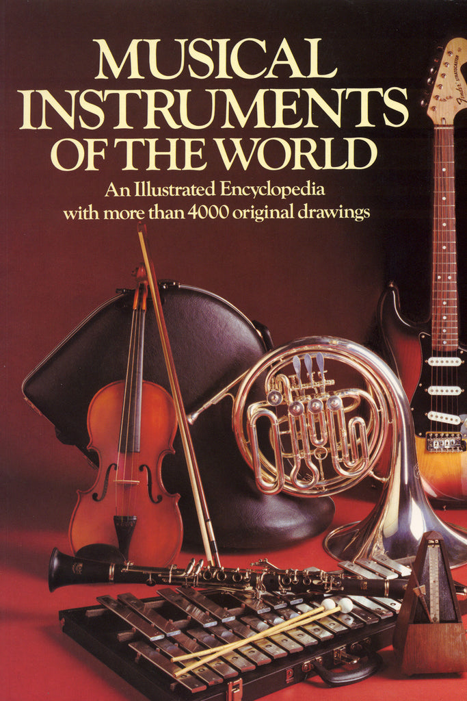 Image of Various Authors, Musical Instruments of the World, Book