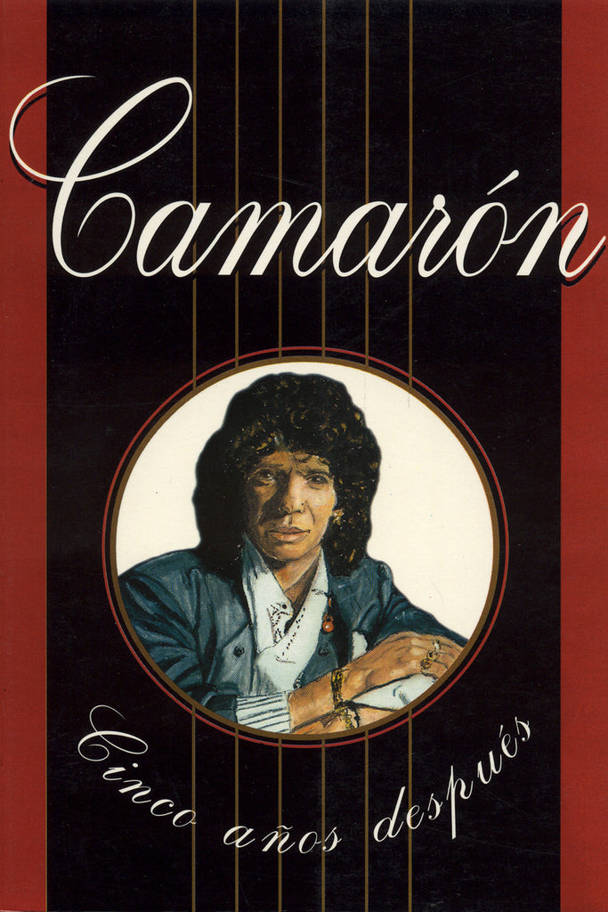 Image of Various Authors, Camaron: Cinco Años Despues, Book