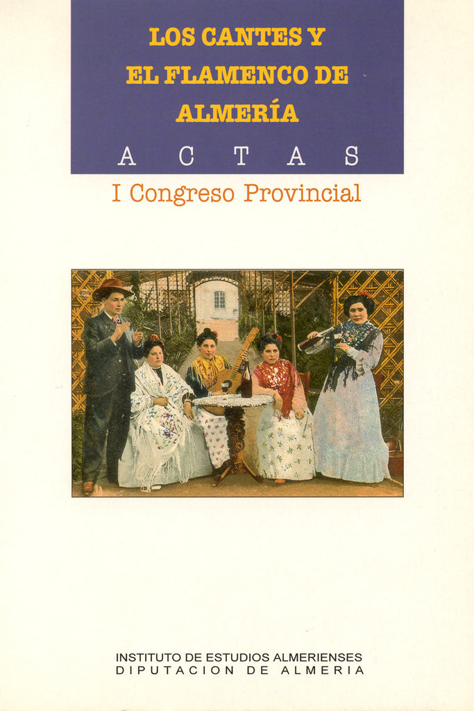 Image of Various Authors, Los Cantes y el Flamenco de Almeria, Book