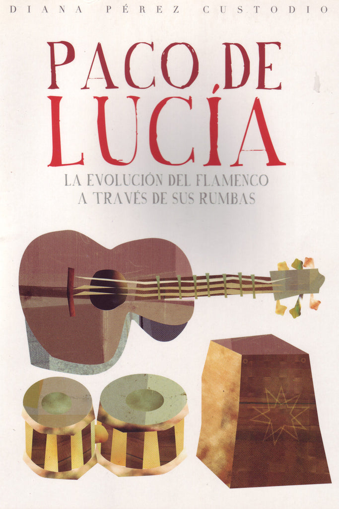 Image of Diana Perez Custodio, Paco de Lucia, Book