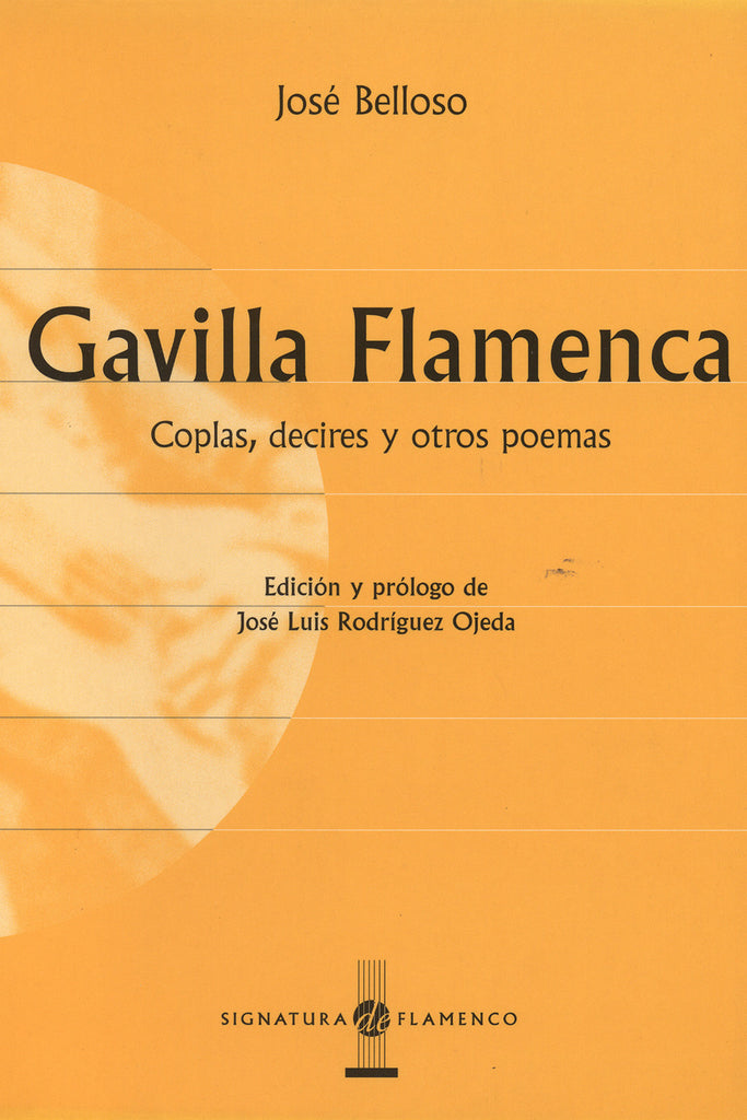 Image of Jose Belloso, Gavilla Flamenca, Book