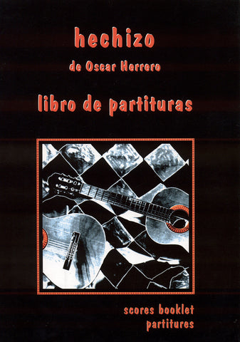 Image of Oscar Herrero, Hechizo, Music Book & CD