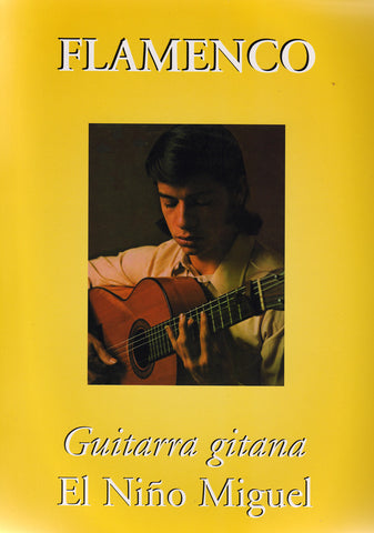 Image of El Niño Miguel, Guitarra Gitana (transc. Faucher), Music Book