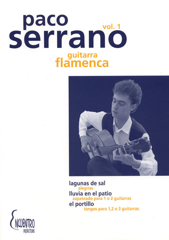 Image of Paco Serrano, Mi Camino: Guitarra Flamenca vol.1, Music Book