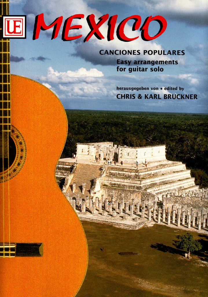 Image of Various Composers, Mexico: Canciones Populares (ed. Chris & Karl Bruckner), Music Book