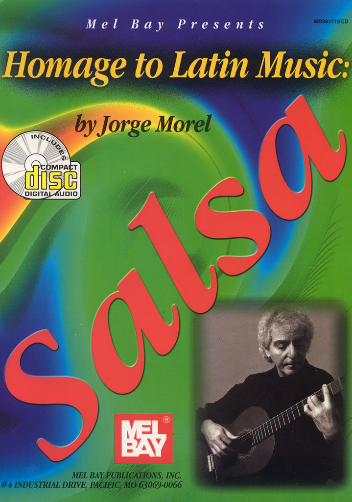 Image of Jorge Morel, Salsa: Homage to Latin Music, Music Book & CD