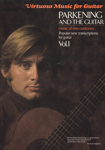 Image of Christopher Parkening (ed.), Music of Two Centuries vol.1, Music Book