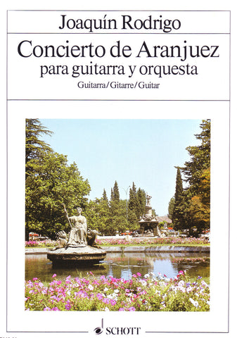 Image of Joaquin Rodrigo, Concierto de Aranjuez, Music Book & 2 CDs
