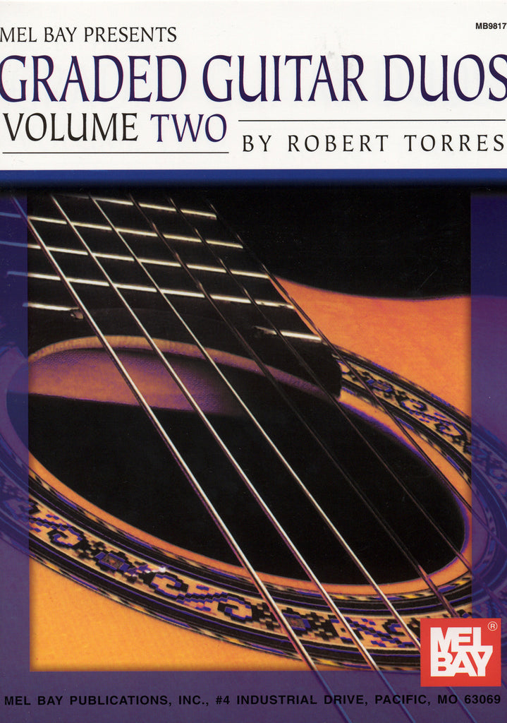 Image of Mark Small & Robert Torres (eds.), Graded Guitar Duos vol.2, Music Book