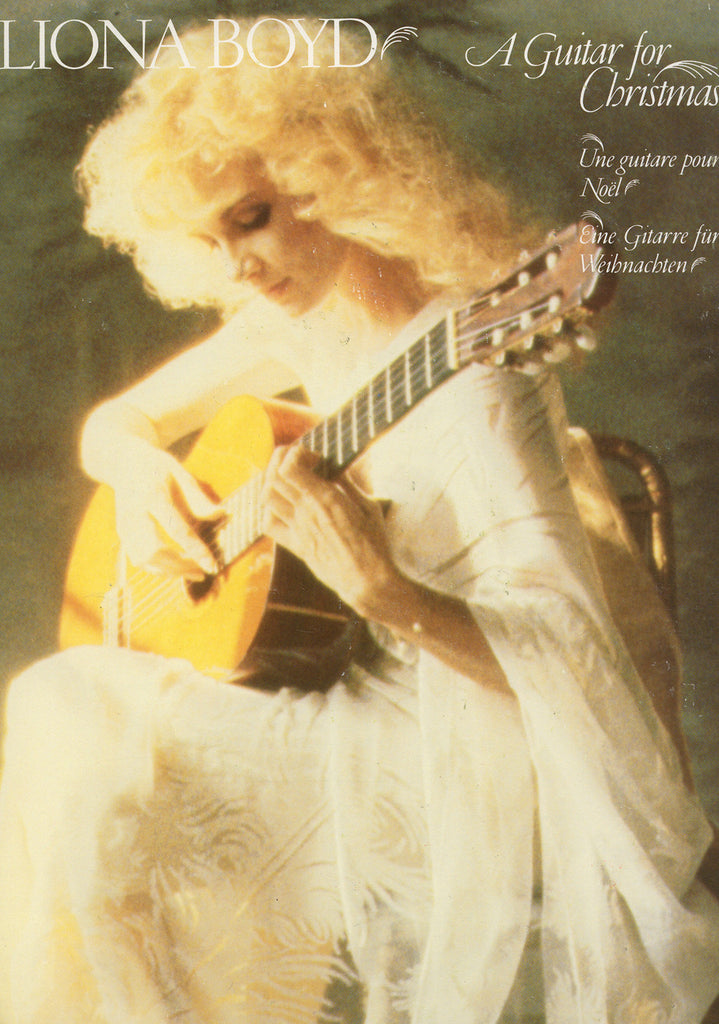 Image of Liona Boyd (ed.), A Guitar for Christmas, Music Book