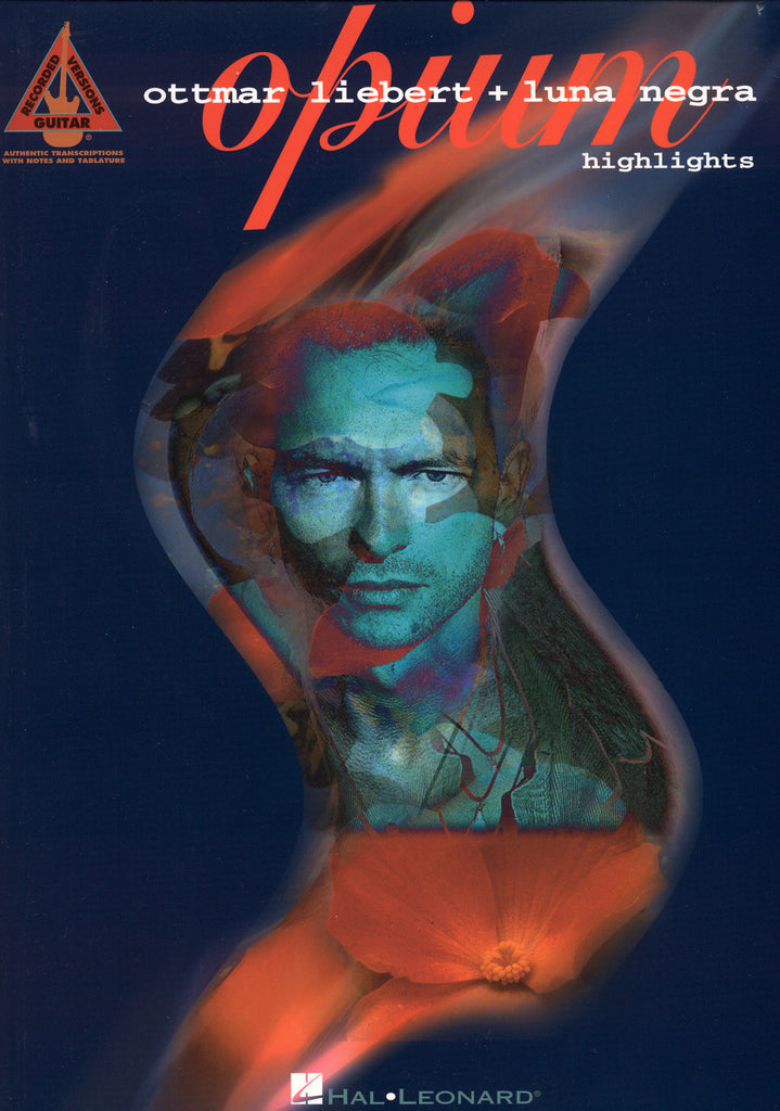 Image of Ottmar Liebert, Opium Highlights, Music Book