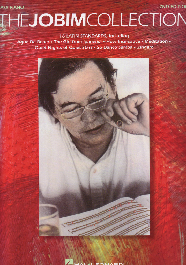 Image of Antonio Carlos Jobim, The Jobim Collection, Music Book