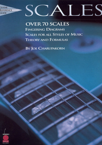 Image of Joe Charupakorn, Scales, Music Book