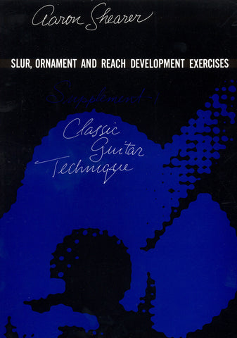 Image of Aaron Shearer, Slur Ornament and Reach Development Exercises, Music Book