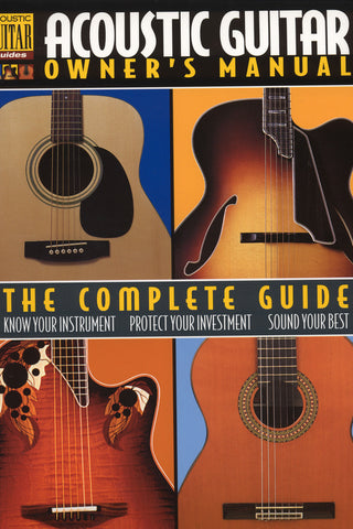 Image of Various Authors, Acoustic Guitar Owner's Manual, Book