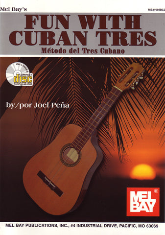 Image of Various Artists, Fun with the Cuban Tres, Music Book & CD