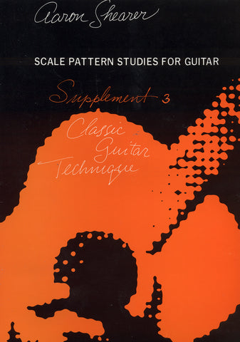 Image of Aaron Shearer, Scale Pattern Studies, Music Book