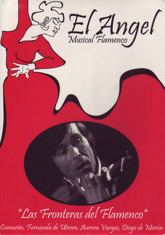 Image of El Angel (Various Artists), El Angel vol.2: Las Fronteras del Flamenco, DVD