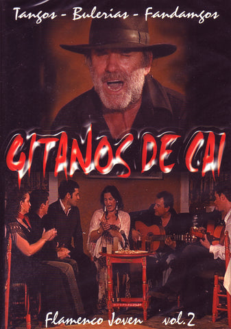 Image of Gitanos de Cai (Various Artists), Gitanos de Cai: Flamenco Joven vol.2, DVD