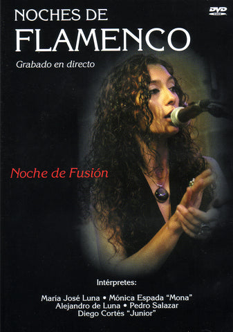 Image of Noches de Flamenco (Various Artists), Noches de Flamenco: Noche de Fusion, DVD