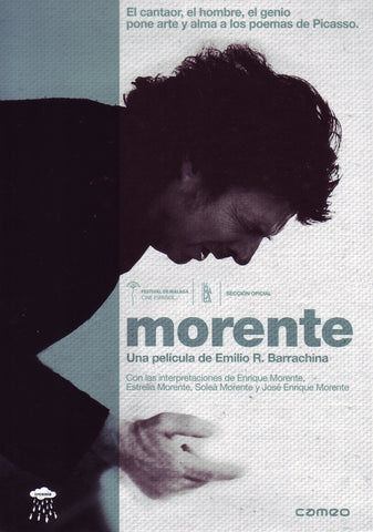 Image of Enrique Morente, Morente: a film by Emilio Barrachina, DVD