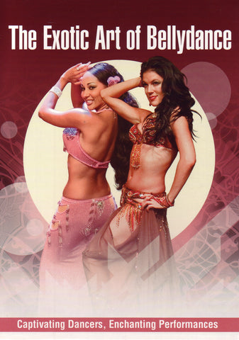 Image of Various Artists, The Exotic Art of Bellydance, DVD