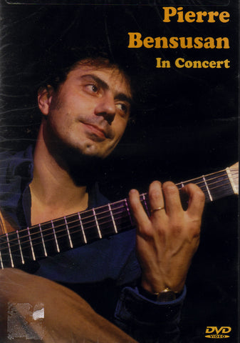 Image of Pierre Bensusan, In Concert, DVD