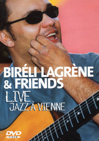 Image of Bireli Lagrene & Friends, Live Jazz a Vienne, DVD