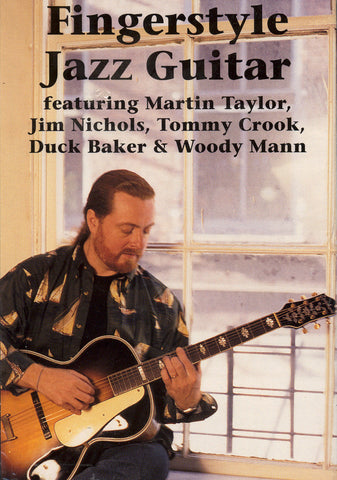 Image of Various Artists, World of Fingerstyle Jazz Guitar, DVD