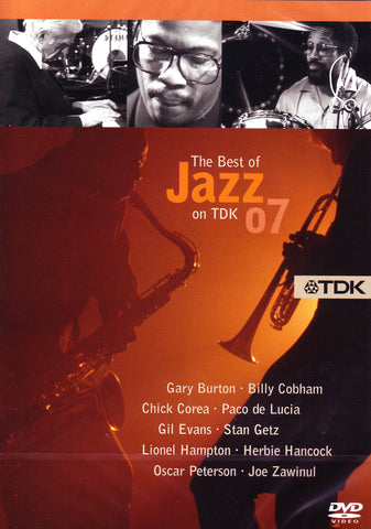 Image of Various Artists, The Best of Jazz, DVD