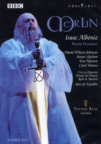 Image of Isaac Albeniz, Merlin, 2 DVDs