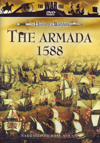 Image of Various, The Armada 1588, DVD