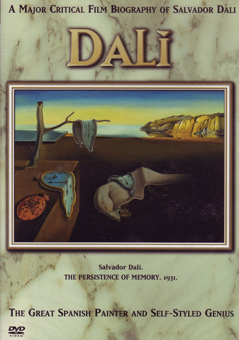 Image of Salvador Dali, Dali, DVD