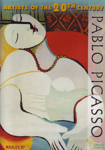 Image of Pablo Picasso, Artists of the 20th Century, DVD