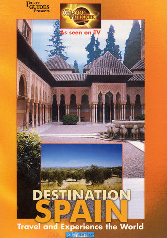 Image of Various, Destination Spain, DVD