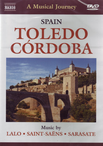 Image of Various, Spain: A Musical Journey: Toledo & Cordoba, DVD