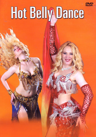 Image of Various Artists, Hot Belly Dance, DVD