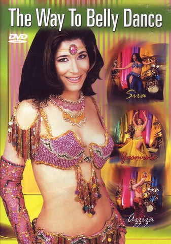 Image of Various Artists, The Way to Belly Dance, DVD