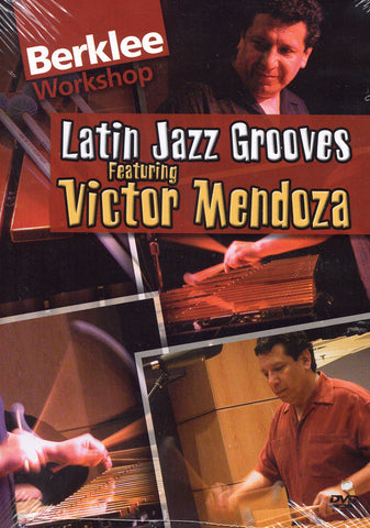 Image of Victor Mendoza, Latin Jazz Grooves, DVD