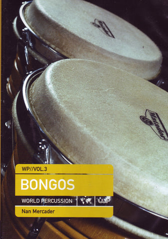 Image of Nan Mercader, World Percussion vol.3: Bongos, DVD-PAL