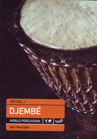 Image of Nan Mercader, World Percussion vol.1: Djembe, DVD-PAL