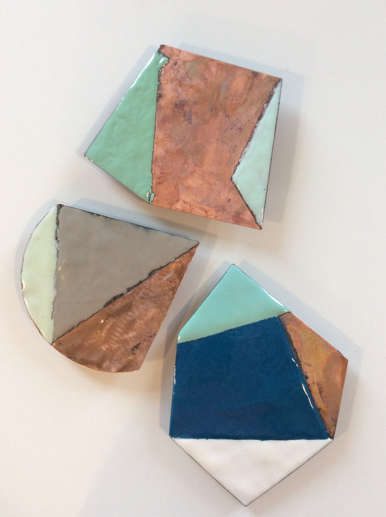 Geometric Wall Pieces