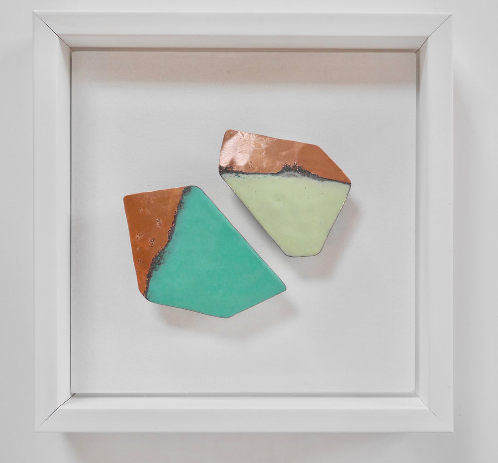 Geometric Mini Shadowbox