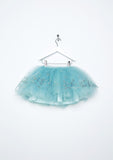 TC1737T/G 2PC Set C/S Short Sleeve Bodysuit and Mid-Length Romantic Tutu Skirt