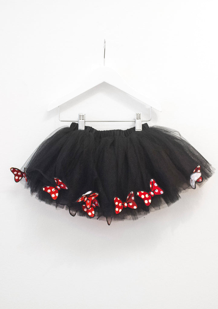 TC1727DK Disney Minnie Mouse - Short Length Romantic Tutu Skirt